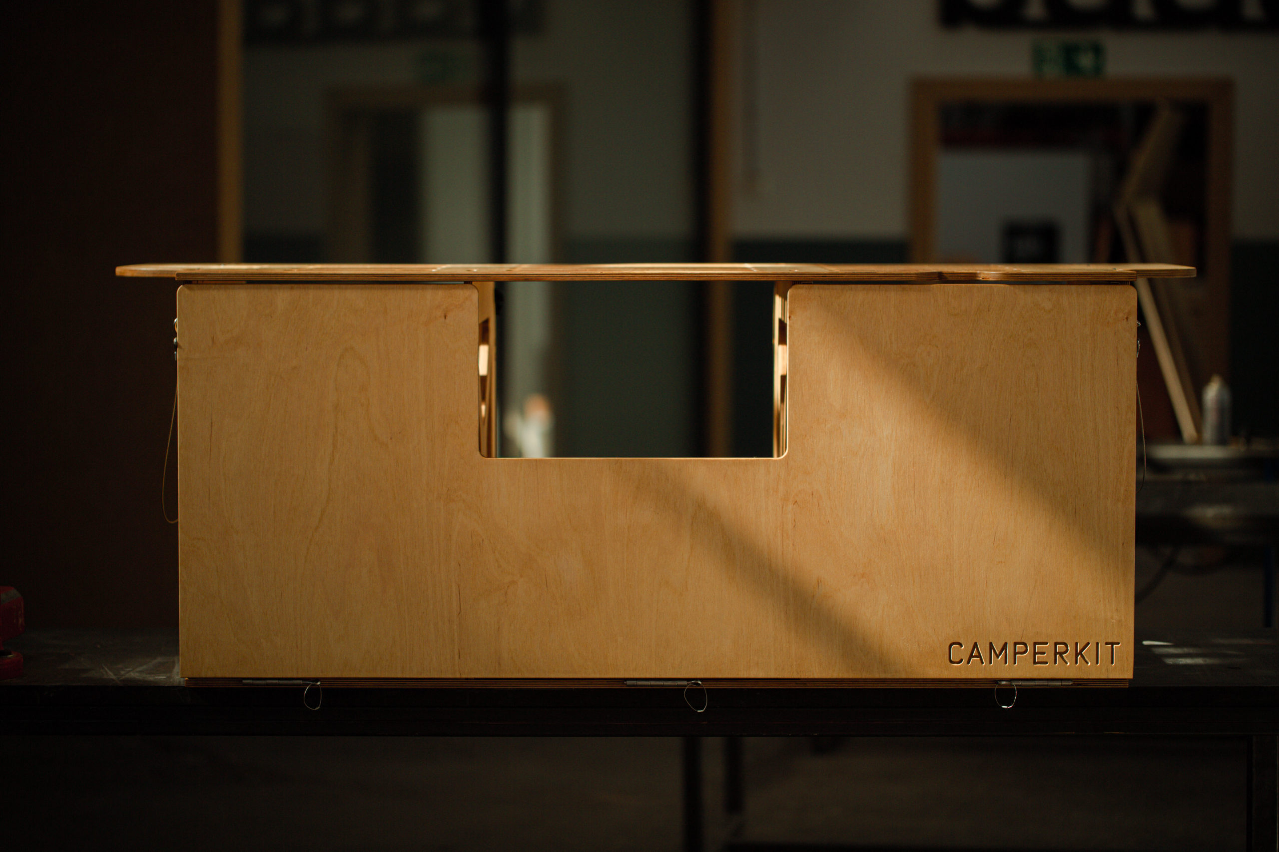 Camperkit - Flexible Campermodule
