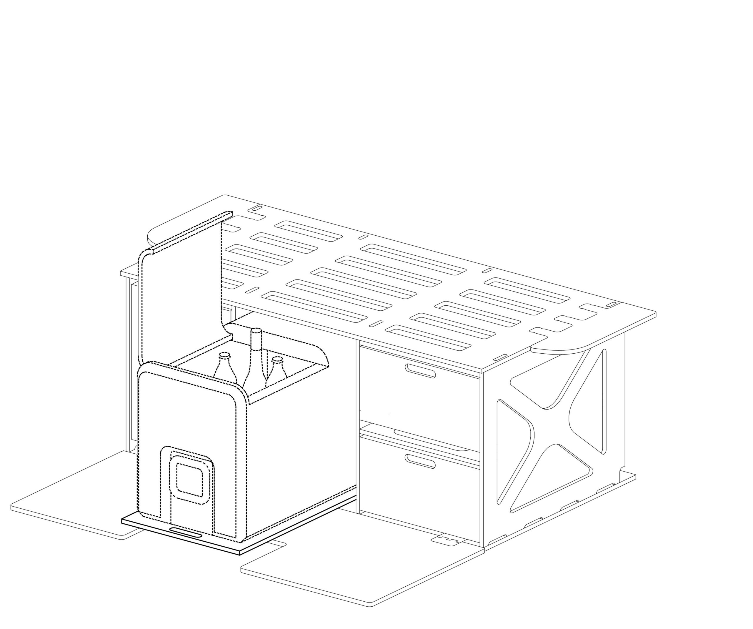 Camperkit - Kühlen