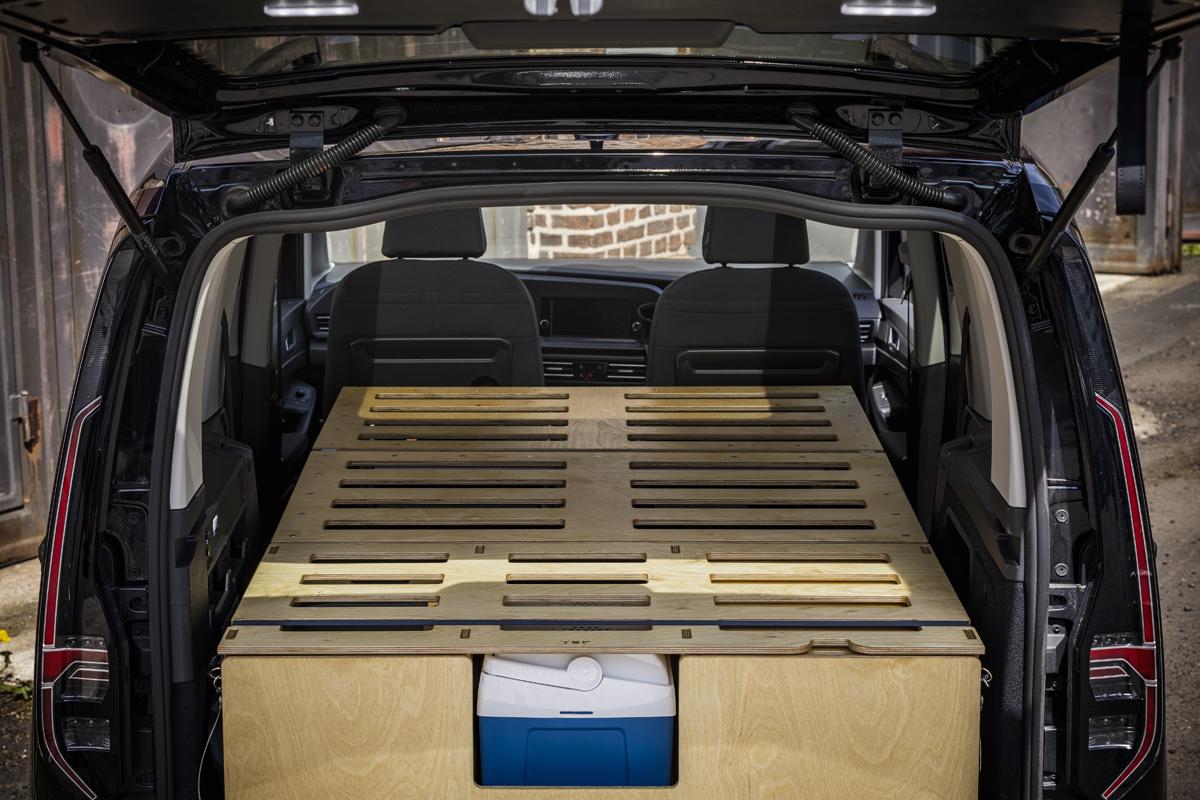 Camperkit - Campingbox für VW Caddy